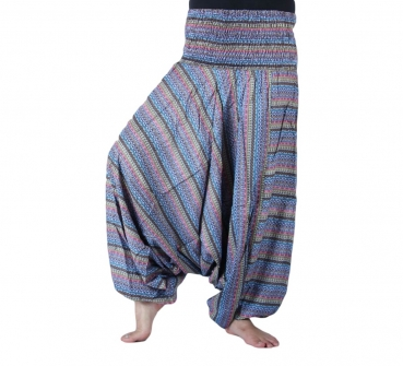 Printed Harem Afgan Pants
