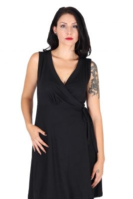 "Organic & Fairtrade Wrap Dress ""Vayu"""