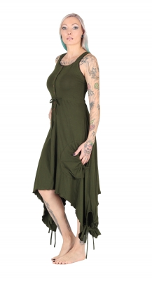 "Organic & Fairtrade Fairy Dress ""Anna"" Green"