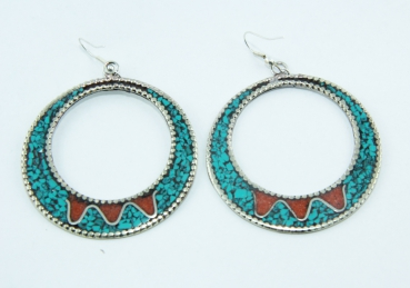 FairTrade Earring Nepal