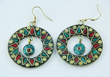 FairTrade Earring Nepal - Kopie
