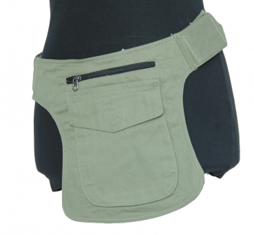 Hippy Pocket Hip Pouch Green